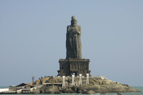 monument of Thiruvalluvar